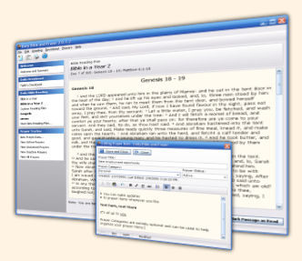 Download free bible study software.